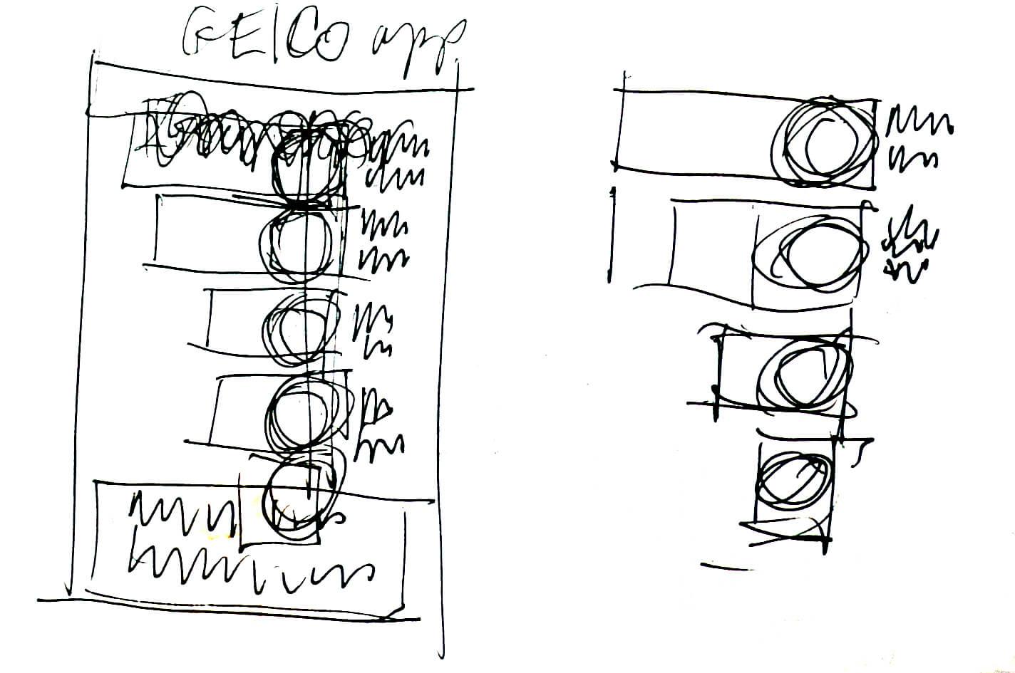 Jim Curran | Information Designer | GEICO Proposal